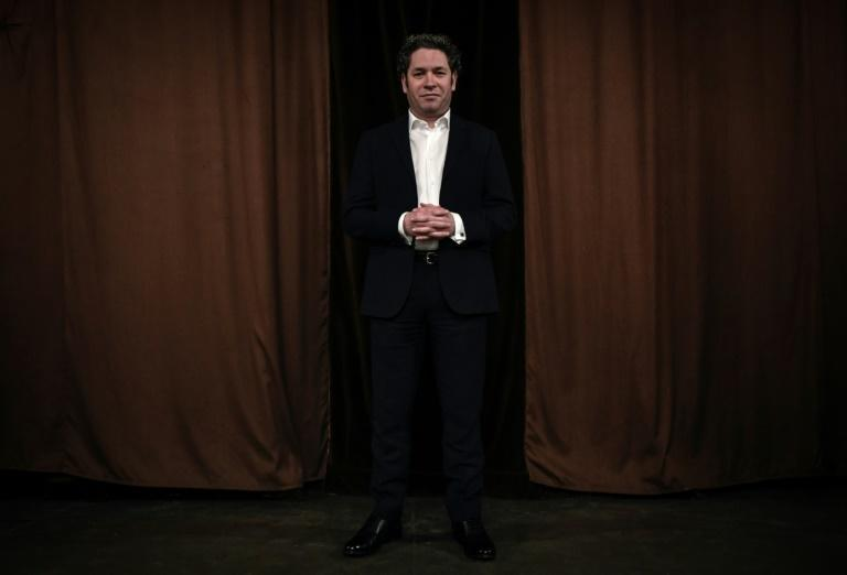 Dudamel has been head of the Los Angeles Philharmonic since 2009 and one of the most in-demand conductors around the world