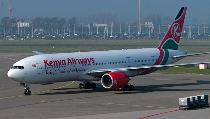 London-Nairobi Flight Horror: Man 'Falls Off to Death' From Kenya Airways Flight's Landing Gear; Identity Yet to be Ascertained
