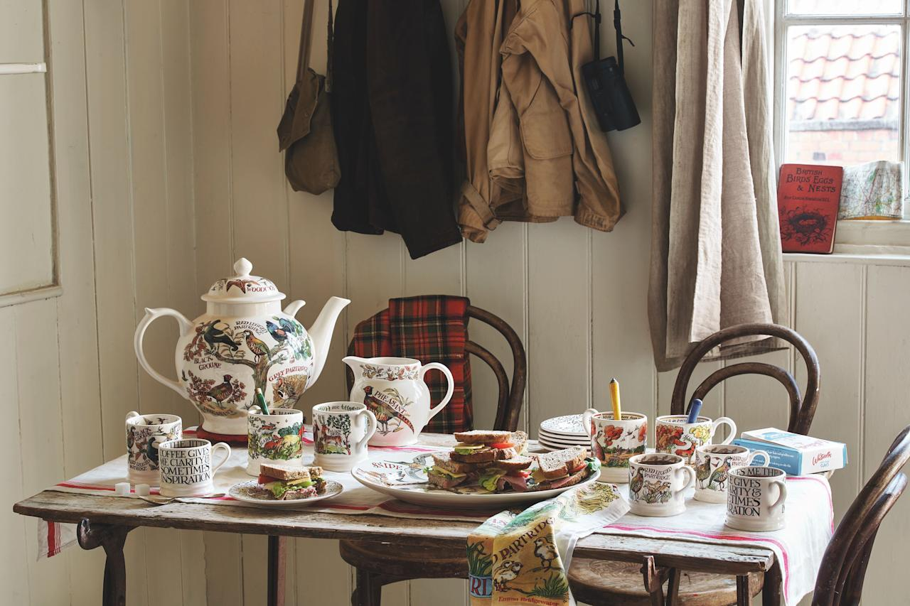 """<p><a href=""""https://www.countryliving.com/uk/homes-interiors/interiors/a31664811/homewares-cant-live-without-emma-bridgewater/"""" target=""""_blank"""">Emma Bridgewater</a> has just released its must-have autumn 2020 collection — and we'll take one of everything. Whether you're on the hunt for some gorgeous new mugs, plates or bowls, there is plenty to choose from. </p><p>The famous British pottery brand, which is designed and manufactured in Stoke-on-Trent, is giving homeware fans a real treat with plenty of new designs. Take a look at some of our favourites below. Happy shopping! </p>"""