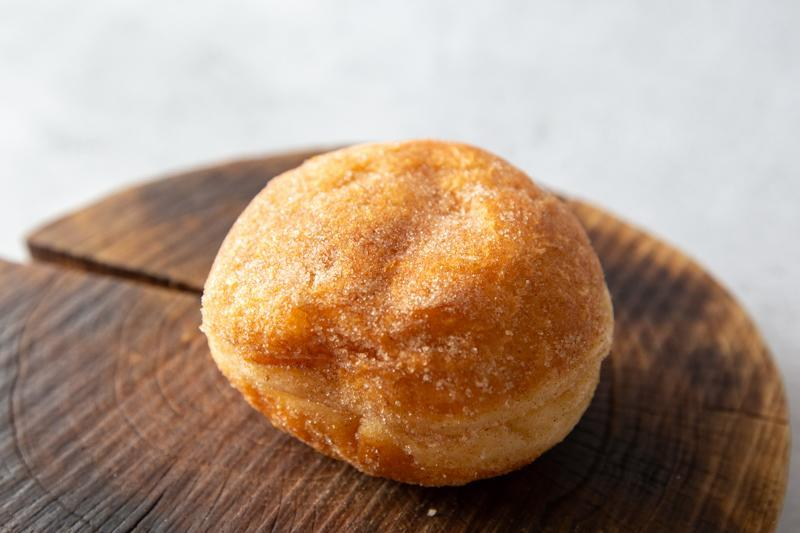 Bomboloni from Puffs and Peaks Bakery