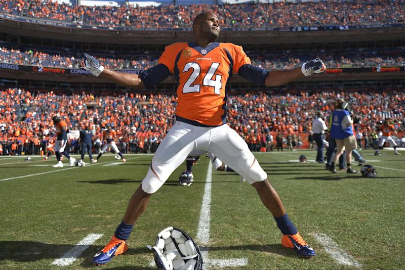 Broncos release CB Champ Bailey