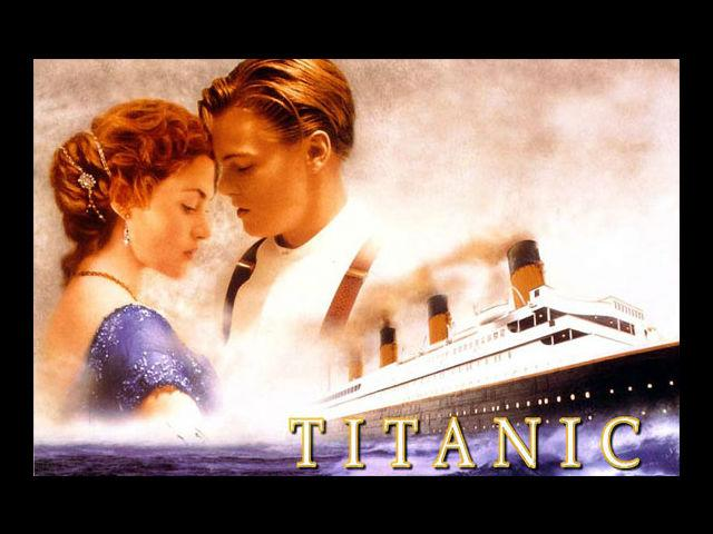 <b>9. Titanic </b><br>Talk of *earning* the place! This one has become a classic when it comes to sighs and swoons.