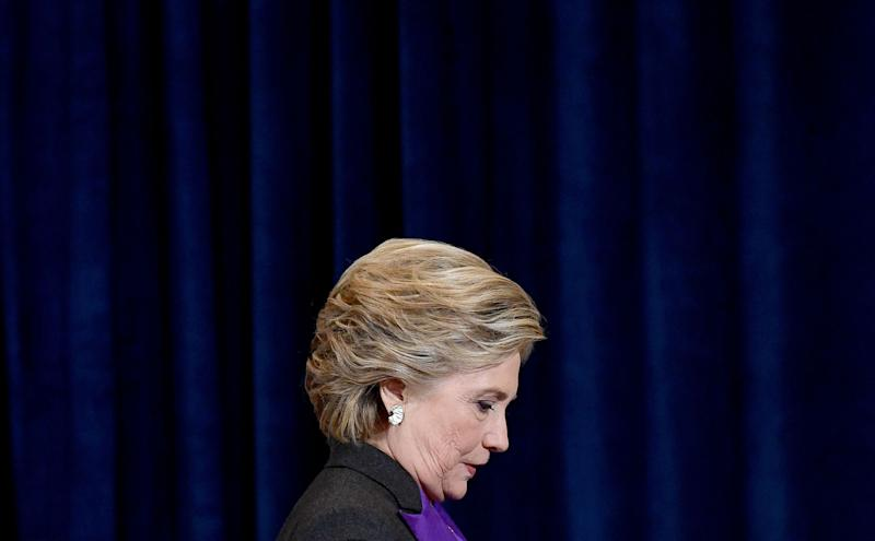 Here's How Hillary Clinton's Concession Speech Came Together