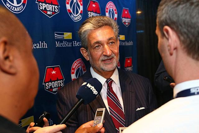Ted Leonsis, owner and CEO of Monumental Sports & Entertainment. (Getty Images)