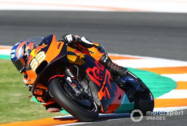 "Brad Binder: Marc Márquez <span class=""copyright"">Gold and Goose / Motorsport Images</span>"