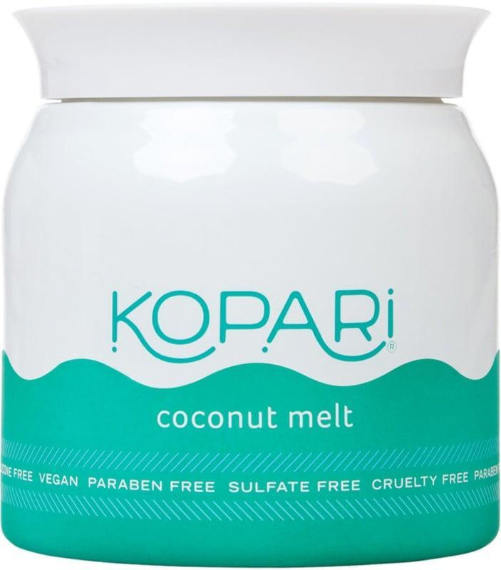 <p>If you've ever wanted to douse yourself in coconut oil, meet your new favorite product. This <span>Kopari Beauty 100% Organic Coconut Melt</span> ($28) is made with 100 percent pure, organic, and unrefined coconut oil which hydrates skin all while leaving behind a sweet coconut aroma. Put this on after you shave, and you'll feel silky smooth.</p>