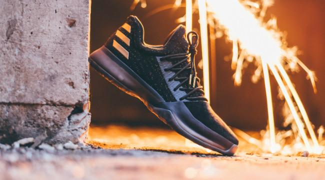 sports shoes e4f39 519b1 James Harden s Signature Adidas Sneaker Is Getting Its First Colorway