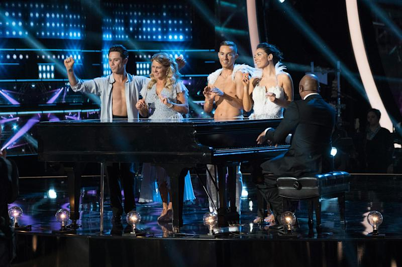 Dancing With the Stars: Athletes finale recap: Who took home the Mirrorball trophy?