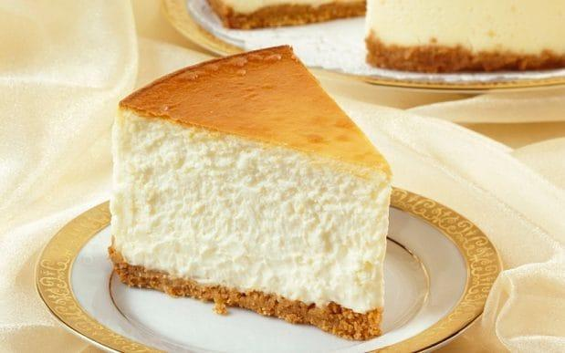 This classic New York cheesecake is the ultimate American dessert - Getty images