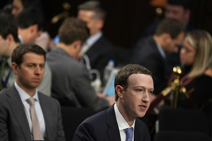 Facebook co-founder and CEO Mark Zuckerberg was called before lawmakers in 2028 to answer questions on users' personal information harvested by Cambridge Analytica, a British political consulting firm linked to the Trump campaign