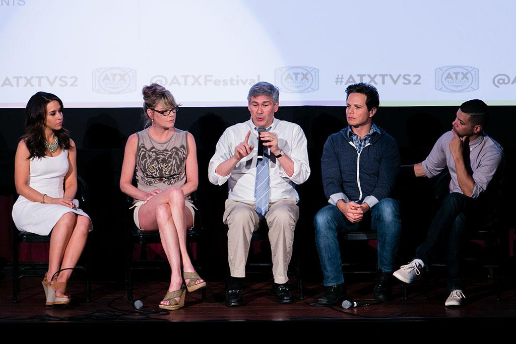 """Party of Five"" Screening/Q&A"
