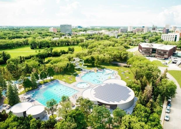 Construction on the new Wascana Pool will start this month.