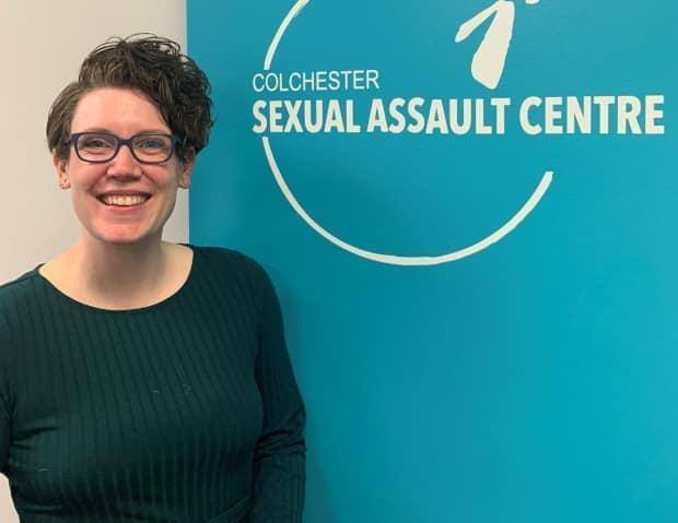 Sara-Lynne Lantz is a trauma counsellor and client intake supervisor at the Colchester Sexual Assault Centre in Truro.