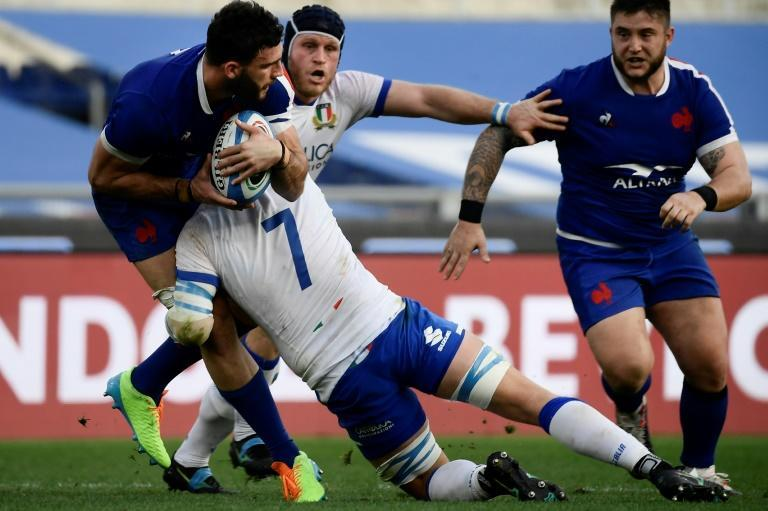 Charles Ollivon took over from Guilhem Guirado as France captain after the 2019 Rugby World Cup