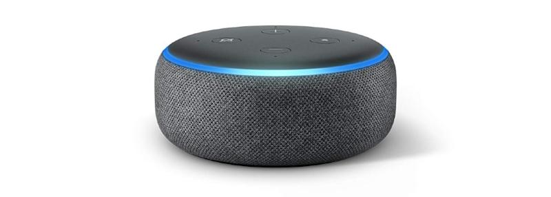 A smaller smart speaker that can handle a large workload. (Photo: Amazon)