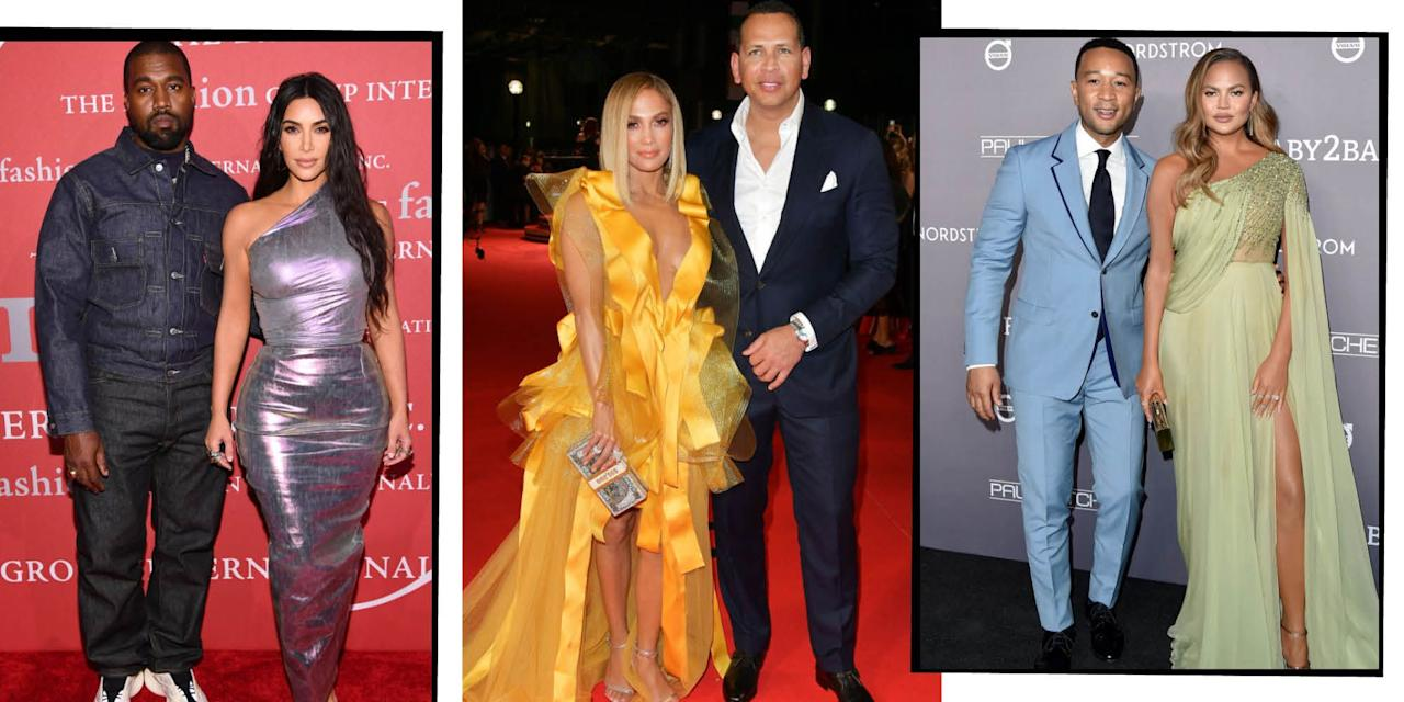 <p>What's better than a red-carpet photo of a celebrity, where we can find dress inspiration for that upcoming wedding and copy their hair and make-up looks? When said A-lister poses up a storm with their partner, that's what.<br></p><p>Though these moments are often hectic, and the couple may find themselves blinded by flashlights, they can provide candid moments between a famous pair.</p><p>And who doesn't like to see a star supporting his or her partner in their artistic endeavours on the world stage?<br></p><p>Whether it's Beyoncé and Jay-Z, Jason Momoa and Lisa Bonet or Rosie Huntington-Whiteley and Jason Statham, here are our favourite red carpet couple moments from 2019...<br></p>