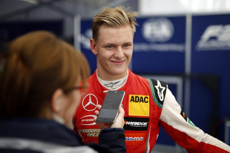 Door 'always open' to Mick Schumacher - Ferrari