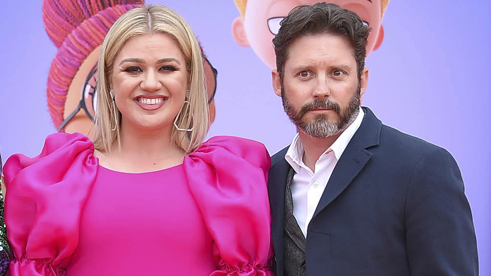 Kelly Clarkson Saw Herself Growing Old With Her Ex