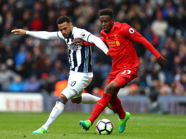 West Bromwich Albion v Liverpool - Premier League