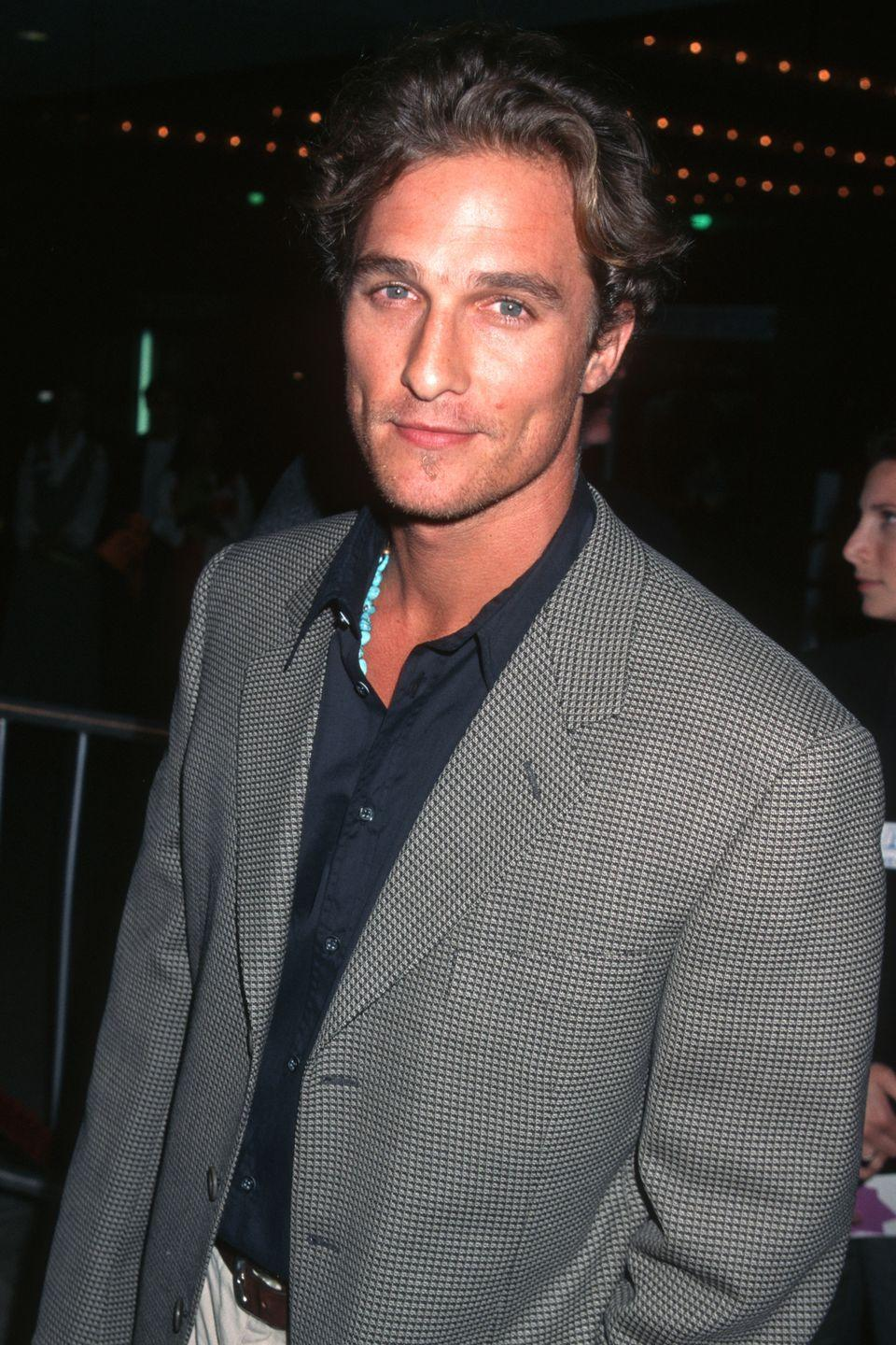 """<p>When fans first met McConaughey, he was known for a now-beloved <em>Dazed and Confused</em> catchphrase: """"Alright, alright, alright!""""</p>"""