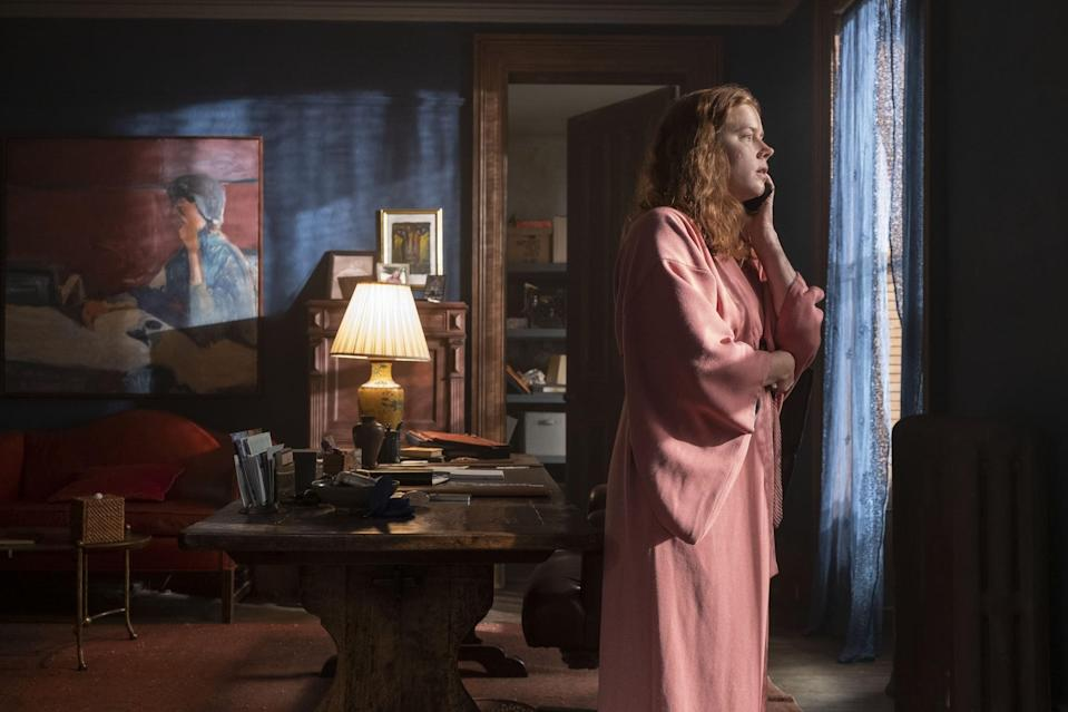 Woman in the Window (2021), Amy Adams as Anna Fox