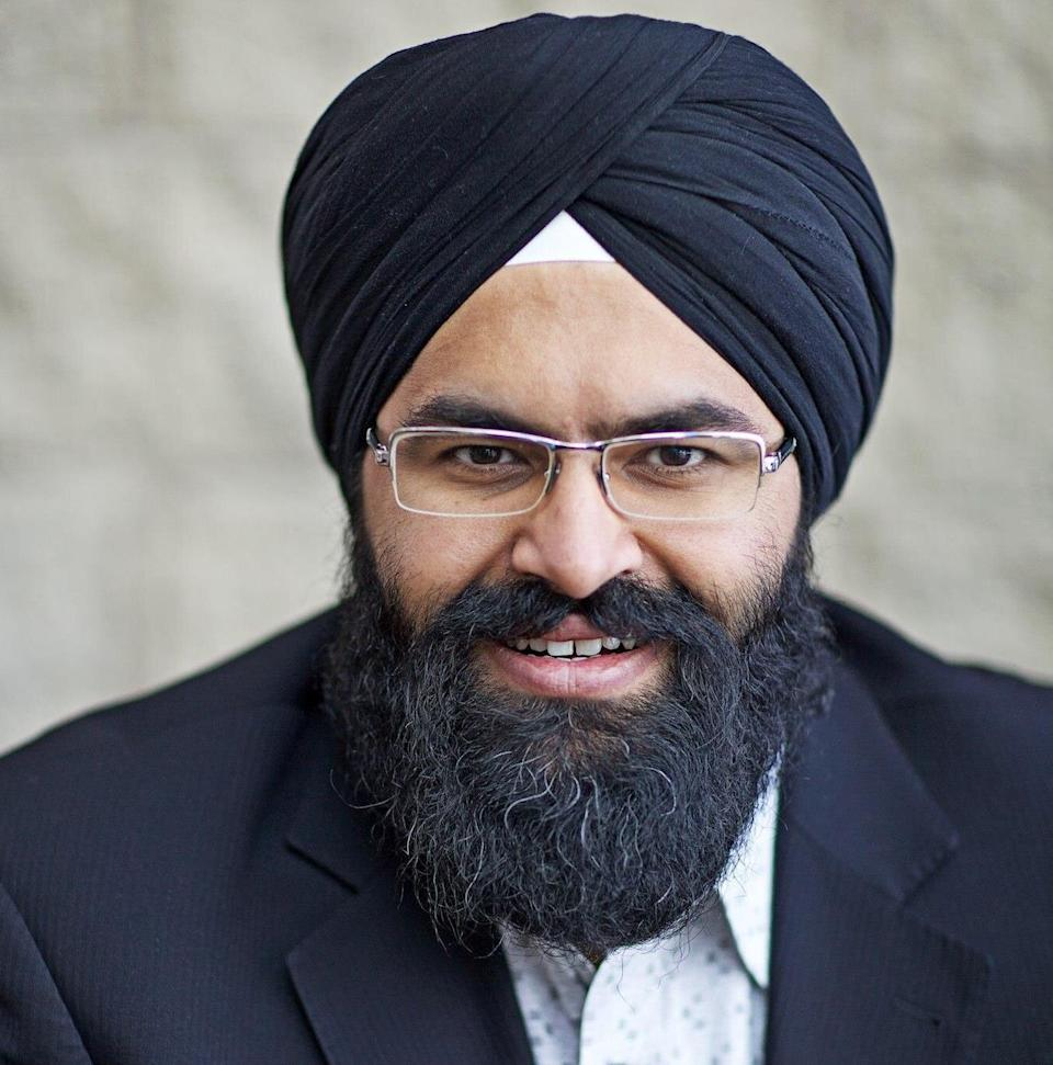 Manmeet Singh Bhullar was a champion for his community and a pillar of his family. (Photo: Courtesy of Tarjinder Bhullar)