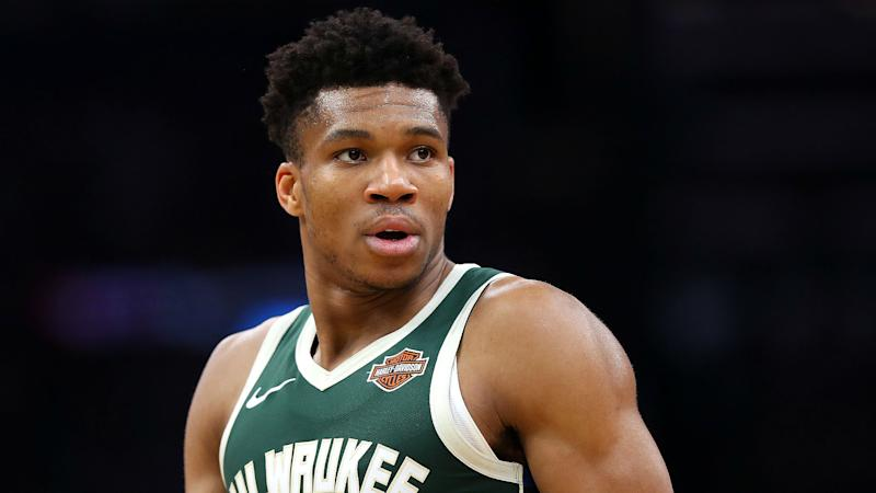 Giannis Antetokounmpo doesn't want to discuss free agency