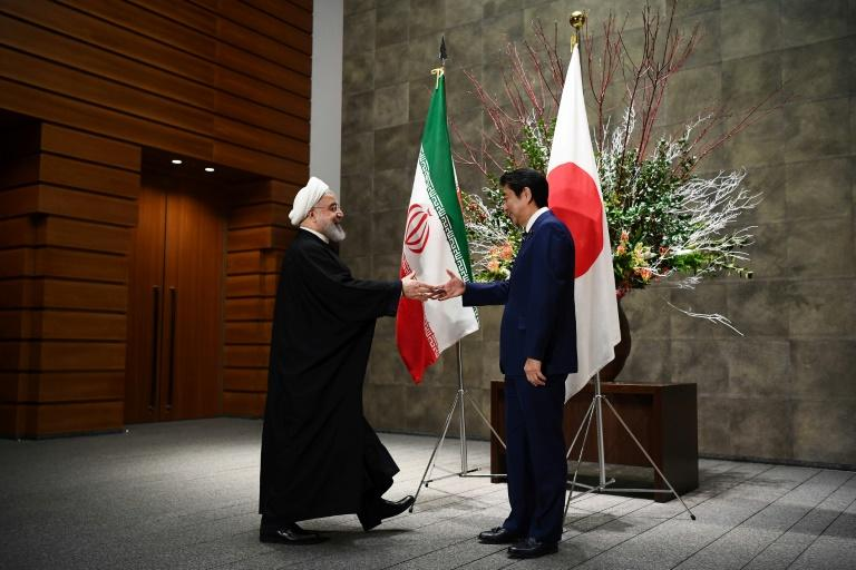 Japan has sought to play a mediating role between the US and Iran