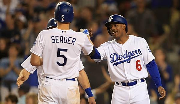 MLB: Dodgers gehen als Nummer Eins in die Playoffs