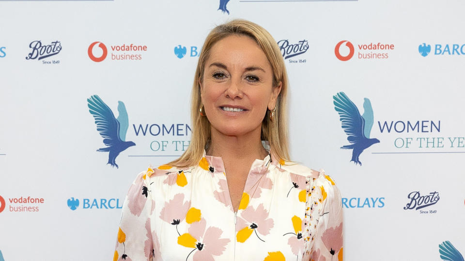 Tamzin Outhwaite is ready to opt out of boozy nights out after two-day hangovers. (David M. Benett/Getty Images for Women of the Year Awards)