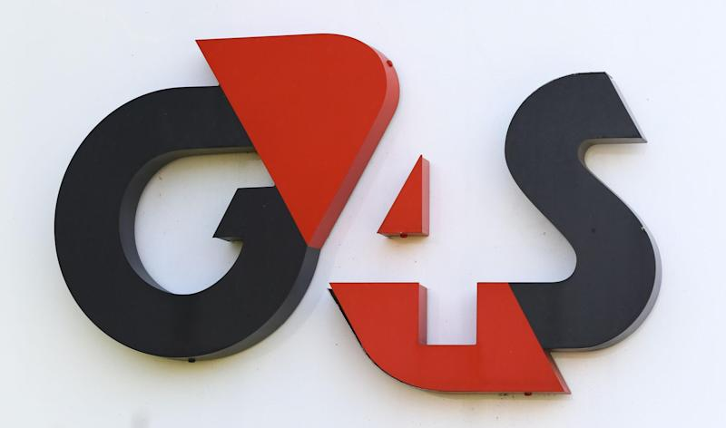 G4S logo at the company's headquarters in Crawley, West Sussex: PA Archive/PA Images