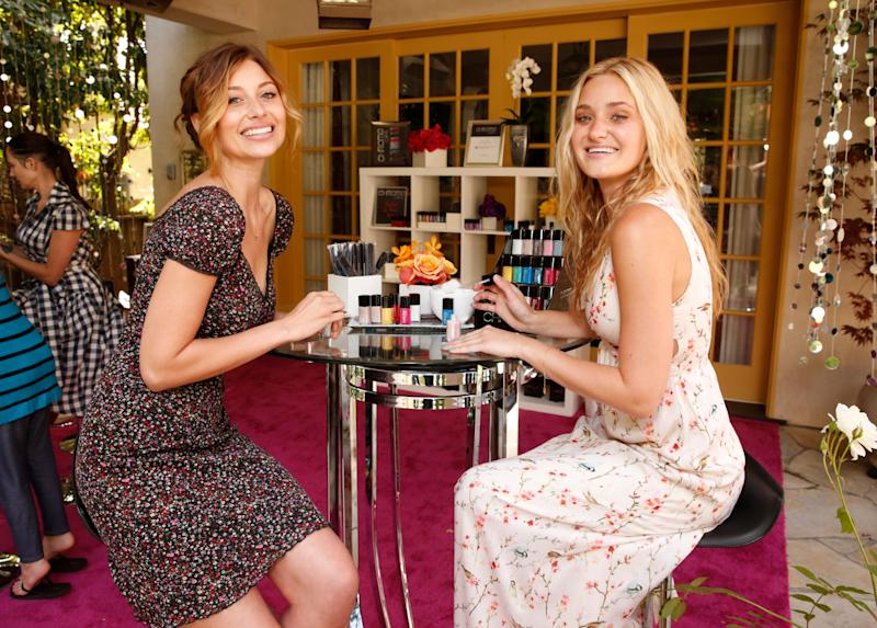 """This sister duo gained Disney stardom when they appeared in the channel's original movie """"Cow Belles"""" together. Aly Michalka had previously gained attention from her role in Disney's """"Phil of The Future."""" In 2010, the two acted in the CW show """"Hellcats"""" about competitive cheerleaders. Beyond acting, the sisters have recorded studio albums under the name """"Aly & AJ"""" and """"78violet."""" They found a hit with their """"<a href=""""http://www.youtube.com/watch?v=bqpA5Acc8-c"""">Potential Breakup Song</a>"""" which reached the American Top 20. The Michalka girls are <a href=""""http://www.oh-78violet.com/wp/78violet-new-album-early-2014/"""">planning another album</a> for release in early 2014."""