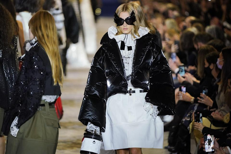 <p>Can a puffer coat steal the show? Because it literally just did.</p>