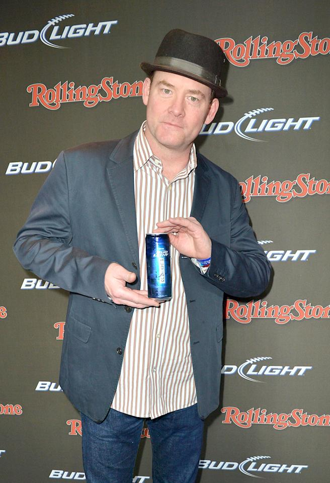 NEW ORLEANS, LA - FEBRUARY 01:  Comedian David Koechner arrives at the Rolling Stone LIVE party held at the Bud Light Hotel on February 1, 2013 in New Orleans, Louisiana.  (Photo by Gustavo Caballero/Getty Images for Rolling Stone)