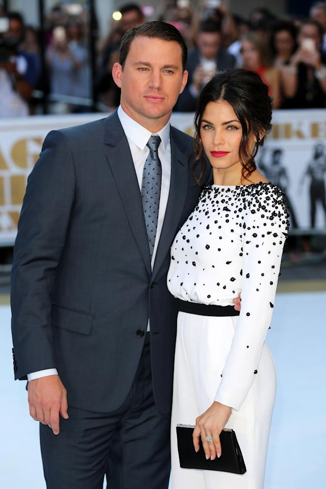 The recently separated couple, pictured in 2015, have a 4-year-old daughter. (Photo: Tim P. Whitby/Getty Images)