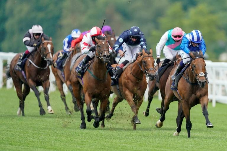Jockey Jim Crowley and Battaash put two years of frustration behind them winning the Group One King's Stand Stakes after finishing runner-up in 2018 and 2019 at Royal Ascot on Tuesday
