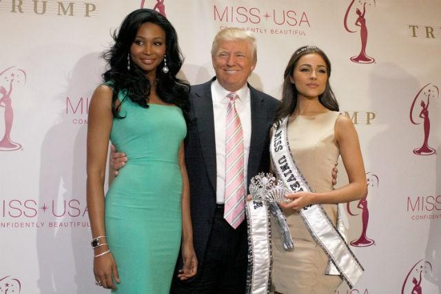 "Trump Would Remove Women Deemed ""Too Ethnic"" From Miss Universe"
