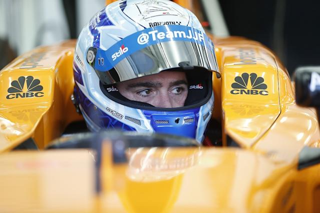 Johnson to make maiden IndyCar test on IMS road course