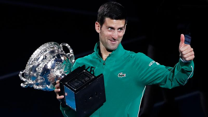 I don't believe in limits - Djokovic confident of making grand slam history