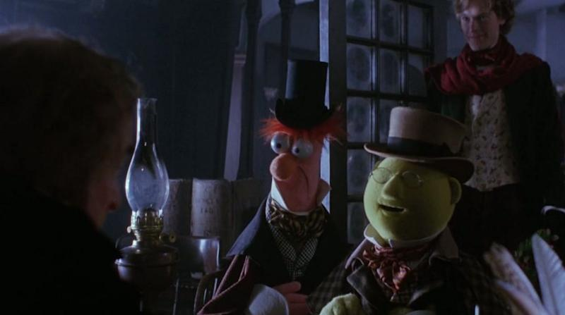 The Muppets perform the classic Dickens holiday tale.