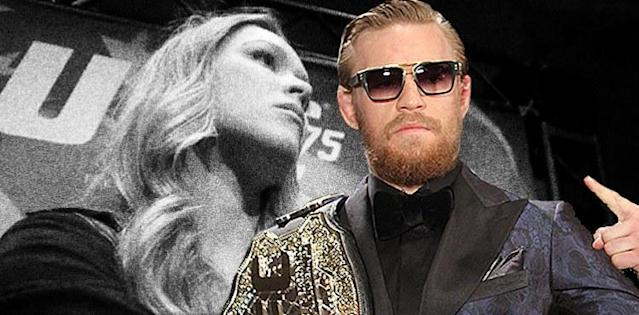 Conor McGregor Backs Ronda Rousey in UFC Return: 'Shut Them All Up'