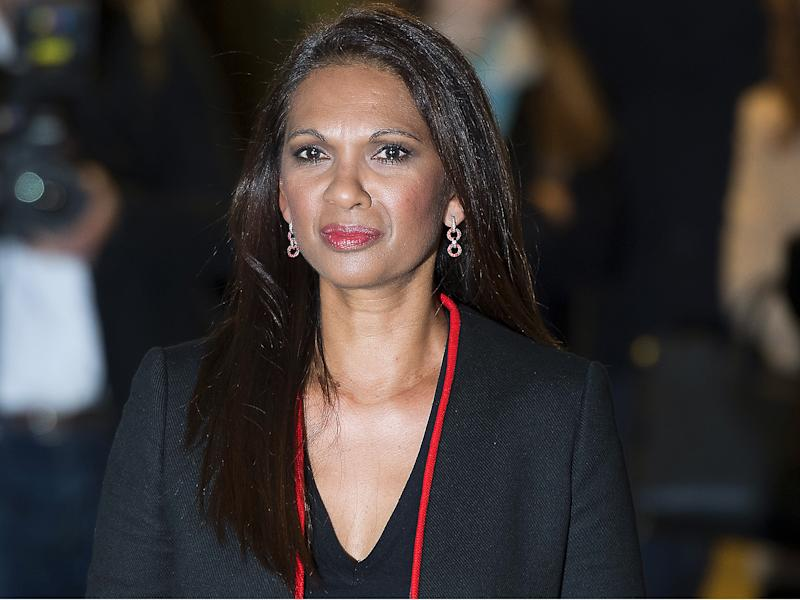 Gina Miller challenged the Government over Article 50 in a high-profile court case. She argues that the formal process for withdrawing from the EU was never designed to be used: Getty Images