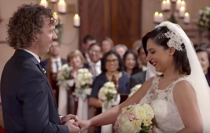 The couple were a fan favourite on the show. Source: Channel 9 / Married At First Sight