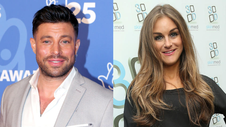 Duncan James and Nikki Grahame were close friends. (Credit: Isabel Infantes/PA/Danny Martindale/Getty)