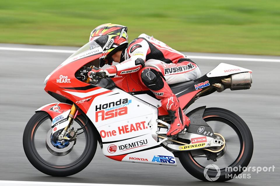 "Yuki Kunii, Honda Team Asia<span class=""copyright"">Gold and Goose / Motorsport Images</span>"