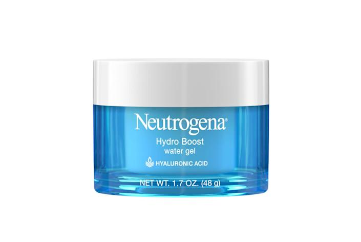 "&ldquo;Neutrogena Hydro Boost Water Gel is a great moisturizer that uses hyaluronic acid to plumps the skin very nicely. I use it every day and I like that it is universal so works with most skin types,&rdquo; said <a href=""https://springstderm.com/physicians/sapna-palep/"" rel=""nofollow noopener"" target=""_blank"" data-ylk=""slk:Sapna Palep"" class=""link rapid-noclick-resp"">Sapna Palep</a>, a board-certified dermatologist who works at Spring Street Dermatology in New York City. She added, ""It&rsquo;s an effective non-clogging moisturizer for people needing some extra moisture.&rdquo; &lt;br&gt;&lt;br&gt;<strong>Find it for $23.99 on </strong><a href=""https://www.ulta.com/hydro-boost-water-gel?productId=xlsImpprod12041835"" rel=""nofollow noopener"" target=""_blank"" data-ylk=""slk:Ulta.com"" class=""link rapid-noclick-resp""><strong>Ulta.com</strong></a><strong>.</strong>"