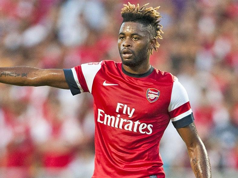 Alex Song represented Arsenal before moving to Barcelona: Getty Images