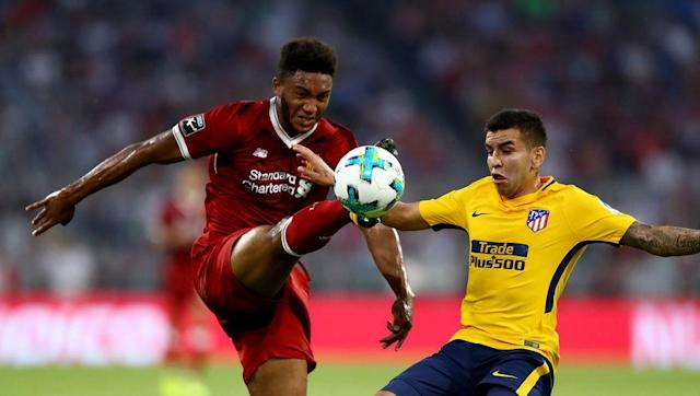"""<p>Joe Gomez has many attributes that make him viable as a centre-back. Most evident are his physical qualities include his strength and quick turn of pace, something that the other Liverpool centre-backs are not particularly blessed with. </p> <br><p>What shouldn't be overlooked however is his quality on the ball. Only Joel Matip has made more successful long-passes than Gomez this season, as compared to Liverpool's other centre-back options. </p> <br><p>After the Manchester United game, Gary Neville told <a href=""""http://www.skysports.com/football/news/29326/11081799/gary-nevilles-verdict-on-liverpool-and-man-utds-goalless-draw"""" rel=""""nofollow noopener"""" target=""""_blank"""" data-ylk=""""slk:Sky Sports"""" class=""""link rapid-noclick-resp"""">Sky Sports</a>: """"I think he could be a late charge for a World Cup spot...he's mobile, he's quick, he's good on the ball, he's solid."""" </p>"""