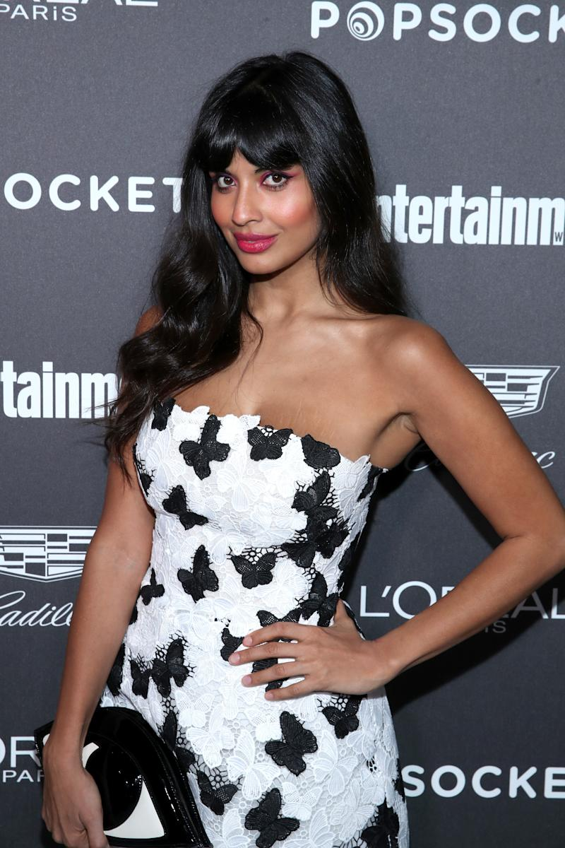 Jameela Jamil Calls For Body Confidence Education To Be On: Jameela Jamil Confirms She Has Ehlers-Danlos Syndrome