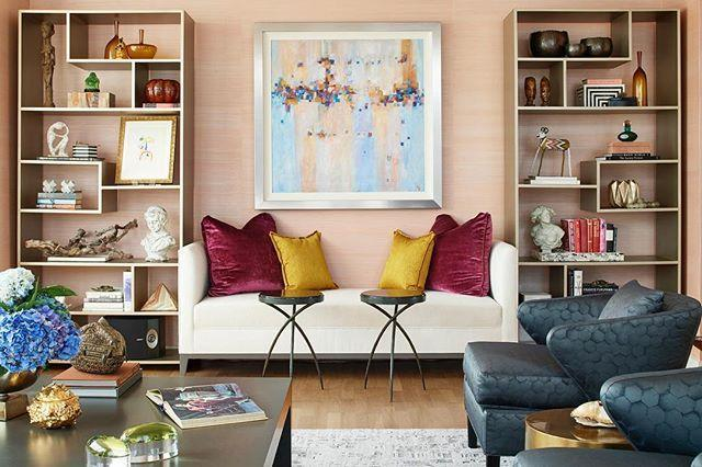 """<p>There's never a dull moment in a space by Erin Shakoor. The founder of Shakoor Interiors is known for her bold use of color and pattern, rich jewel tones, and statement-making artwork. She's not only interested in the inside of buildings, though; the native Chicagoan also has a certificate in historic preservation through Northwestern University's Continuing Studies Program.<br><br></p><p><a href=""""https://www.instagram.com/p/BrNk9rAl23v/?utm_source=ig_embed&utm_medium=loading"""" rel=""""nofollow noopener"""" target=""""_blank"""" data-ylk=""""slk:See the original post on Instagram"""" class=""""link rapid-noclick-resp"""">See the original post on Instagram</a></p>"""